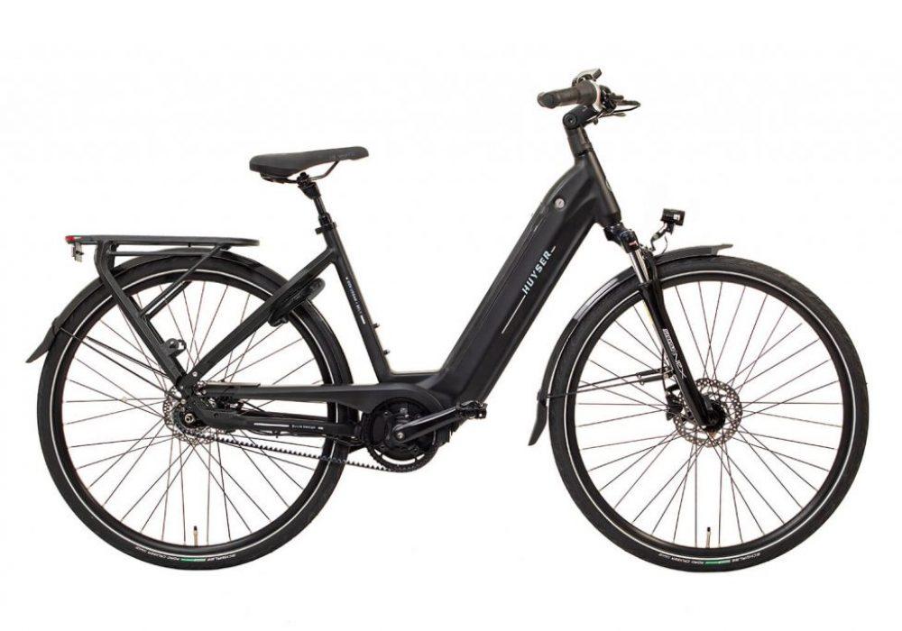 Huyser elektrische fiets gen urban+ belt